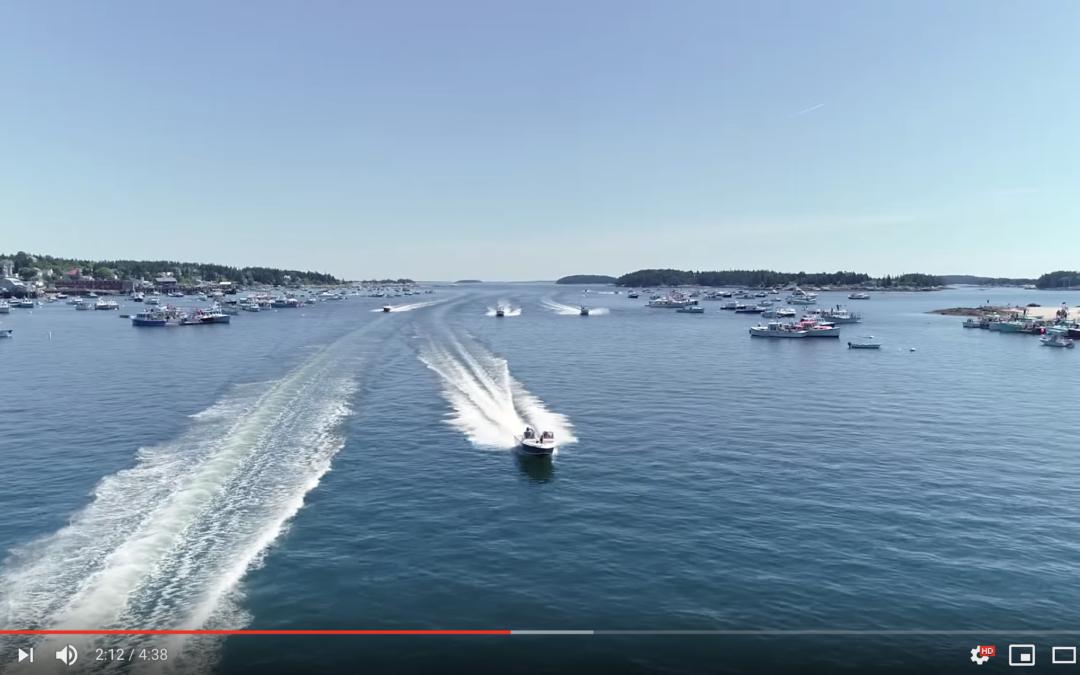 Stonington Lobster Boat Races 2018