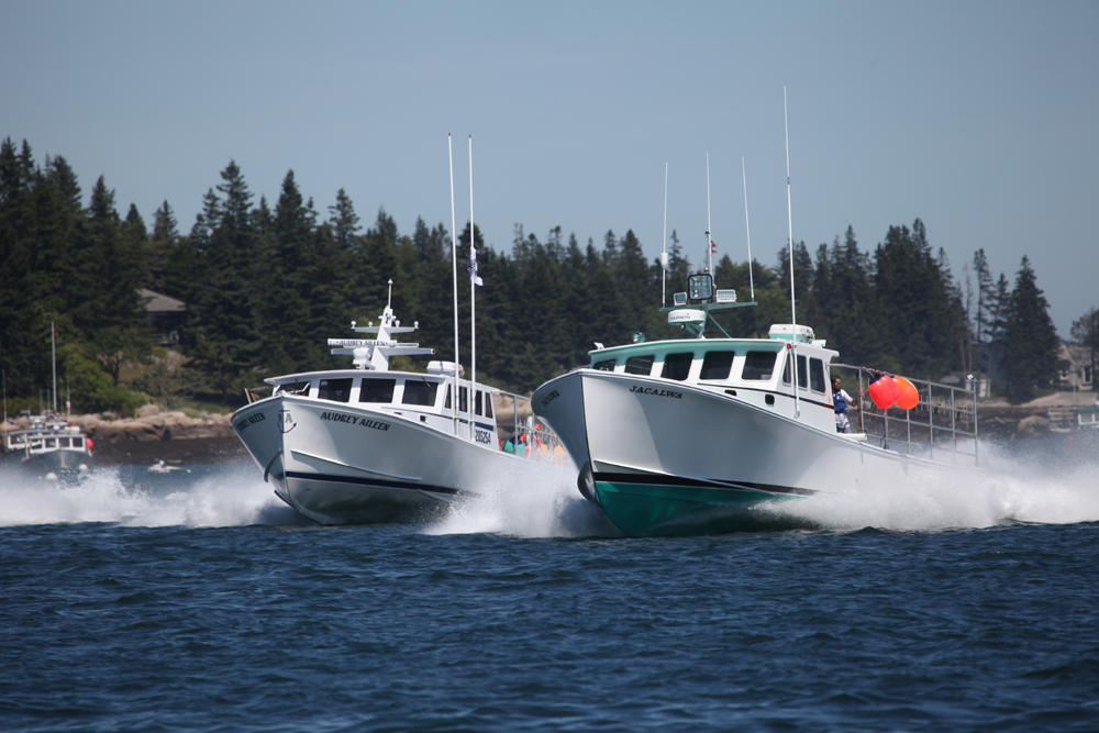 Ready for Another Year of Lobster Boat Racing?