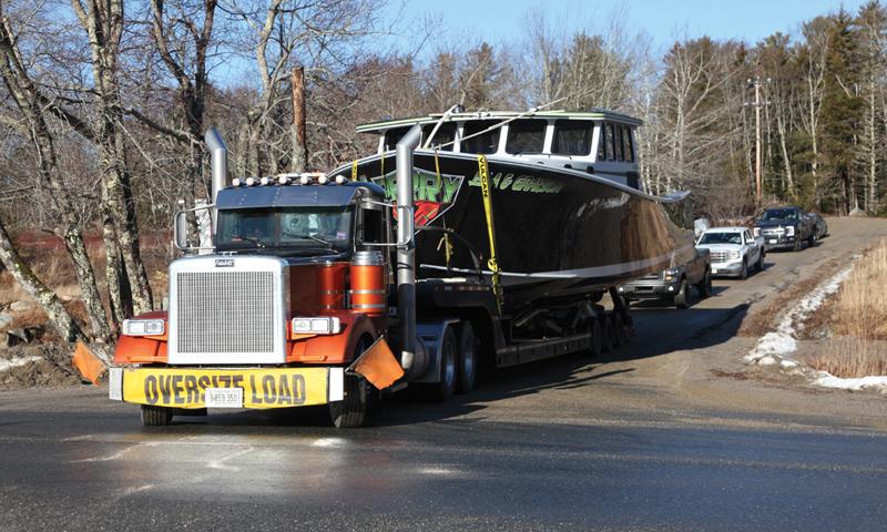 Boat & Ship Yard News