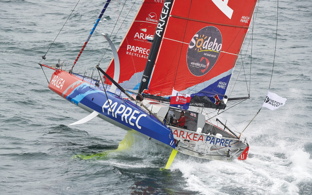 Vendee Globe: Screaming Around the World