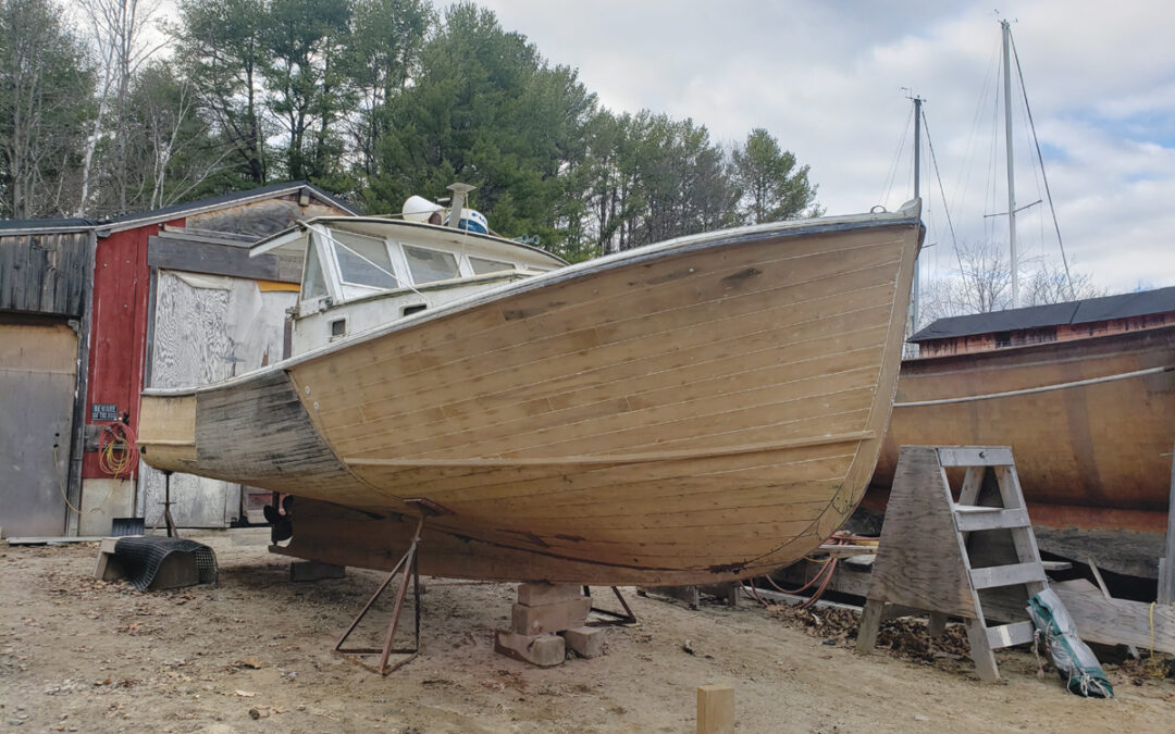 Time Running Out for Boatbuilders as Summer Approaches