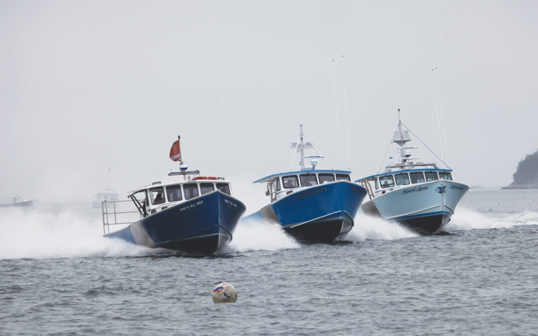 Get Ready for the 2021 Lobster Boat Racing Season!