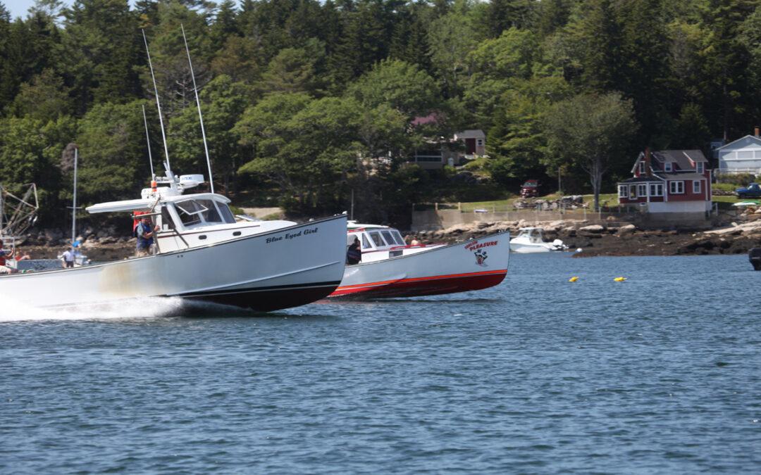 Lobster Boat Race Season Nearing End – Just Two Left